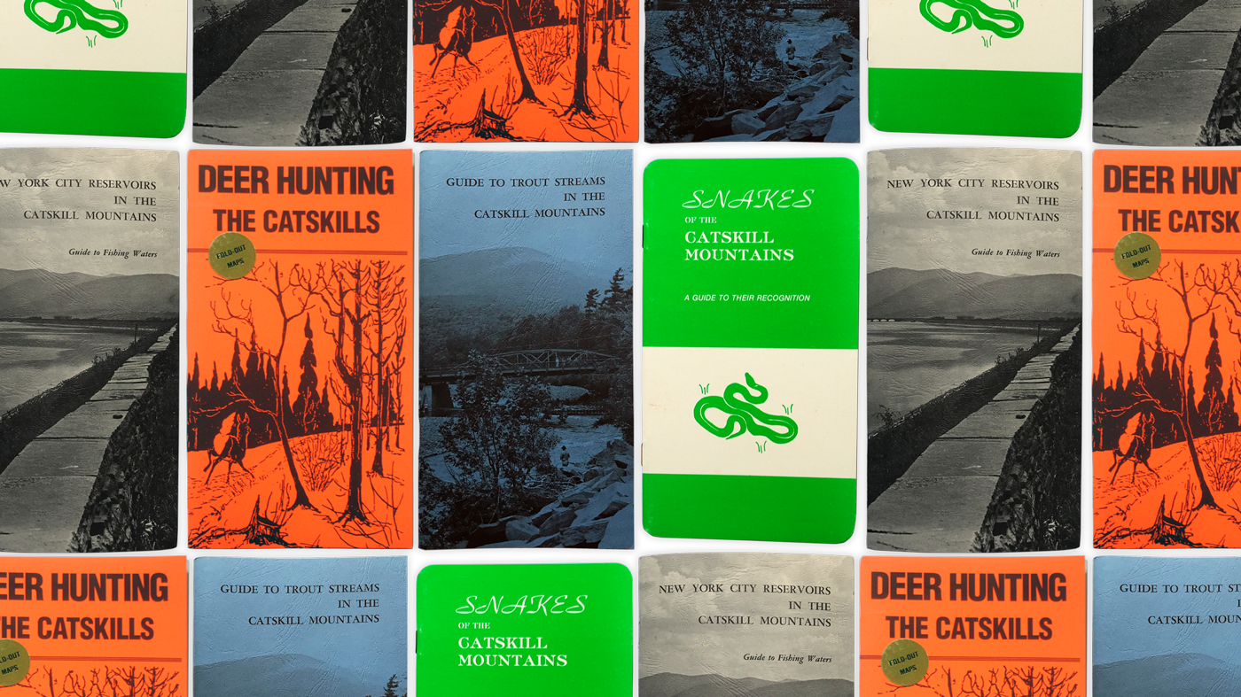 Outdoors Publications field guide covers