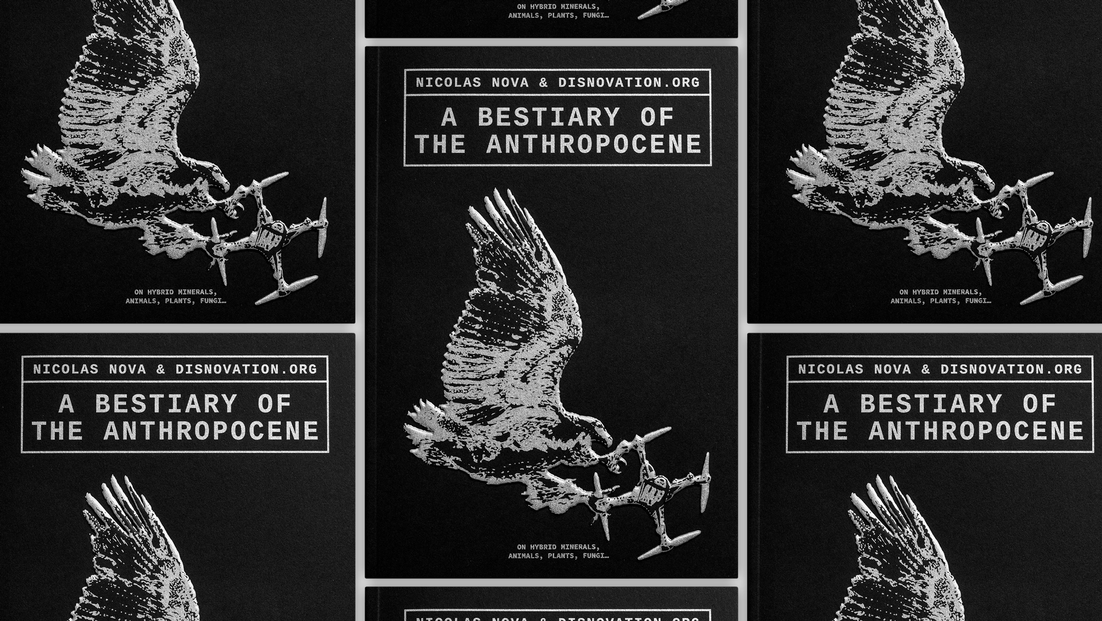 Cover of A Bestiary of the Anthropocene